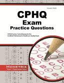CPHQ Exam Practice Questions PDF