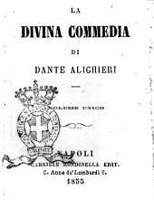 La Divina Commedia Dante Alighieri