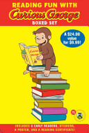 READING FUN WITH CURIOUS GEORGE BOXED SET  CGTV PDF