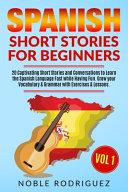 Spanish Short Stories for Beginners PDF