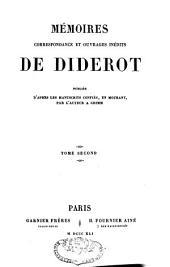 Mémoires, correspondance et ouvrages inédits: Volume2