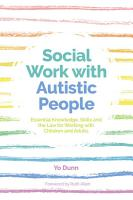 Social Work with Autistic People PDF