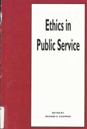 Ethics in Public Service