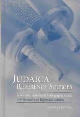 Judaica Reference Sources PDF
