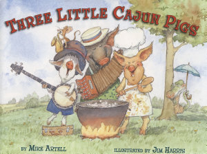 Three Little Cajun Pigs PDF