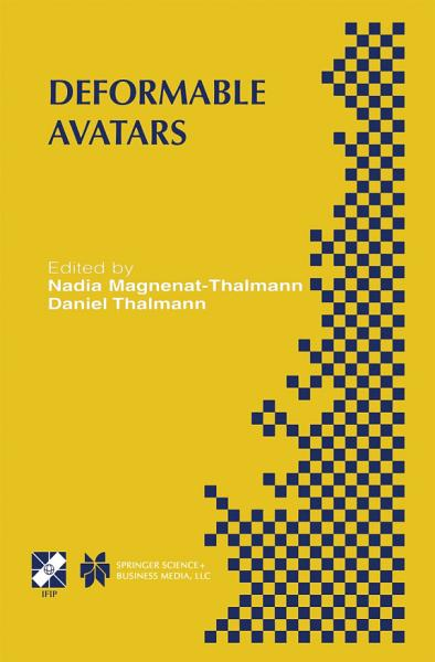 Download Deformable Avatars Book
