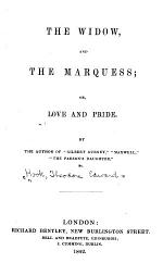 The Widow, and the Marquess