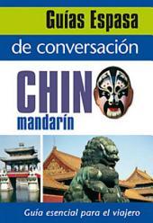 Guía de conversación chino-mandarín