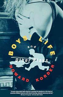 Boys  Life and Other Plays Book