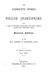 The Complete Works of William Shakespeare: Pericles. Two noble kinsmen. Venus and Adonis