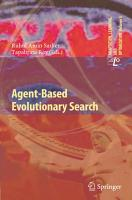 Agent Based Evolutionary Search PDF