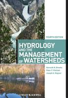 Hydrology and the Management of Watersheds PDF