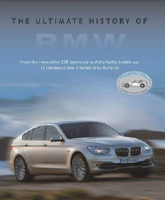 Download The Ultimate History of BMW Book