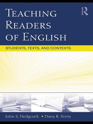 Teaching Readers of English