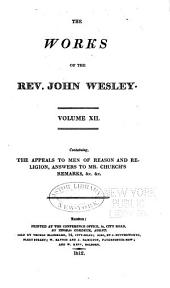 The Works of the Rev. John Wesley: Volume 12
