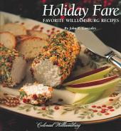 Holiday Fare: Favorite Williamsburg Recipes