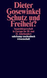 Schutz und Freiheit  PDF
