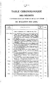 Bulletin des lois de la République franc̜aise: Numéros3122à3177