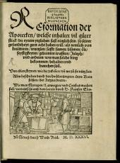 Reformation der Apotecken