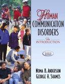 Human Communication Disorders Book PDF