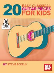 20 Easy Classical Guitar Pieces For Kids Book PDF
