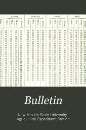 Bulletin: Volumes 29-49