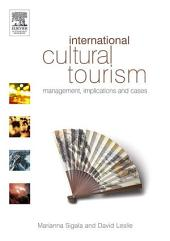 International Cultural Tourism