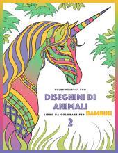 Disegnini di Animali Libro da Colorare per Bambini 2