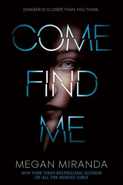 Download Come Find Me Book
