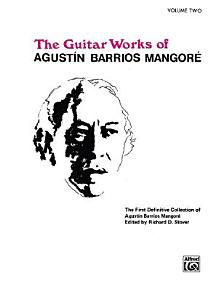 Guitar Works of Agust  n Barrios Mangor    Vol  II PDF