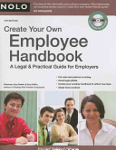 Create Your Own Employee Handbook PDF