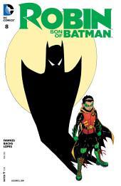 Robin: Son of Batman (2015-) #8