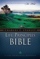 Charles Stanley Life Principles PDF