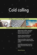 Cold Calling a Clear and Concise Reference