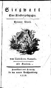 Siegwart: eine Klostergeschichte ...
