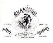 Shakings: Etchings from the Naval Academy