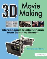 3D Movie Making PDF