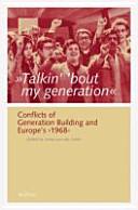 'Talkin' 'bout My Generation'