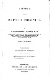 History of the British colonies: Volume 2