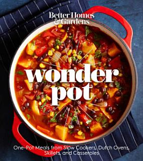 Better Homes and Gardens Wonder Pot Book