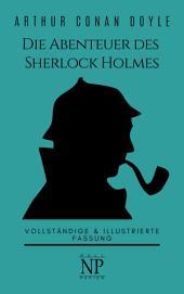 Die Abenteuer des Sherlock Holmes: Vollständige & Illustrierte Fassung, Ausgabe 3