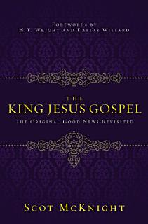 The King Jesus Gospel Book