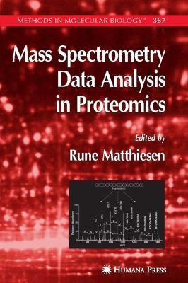 Mass Spectrometry Data Analysis in Proteomics PDF