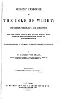 Nelson s Handbook to the Isle of Wight PDF