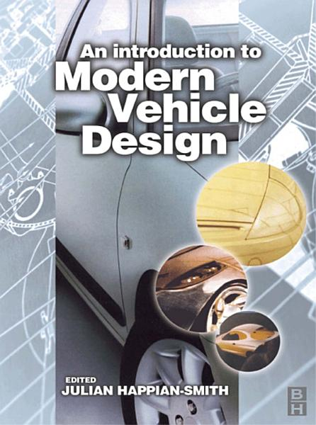 An Introduction to Modern Vehicle Design PDF
