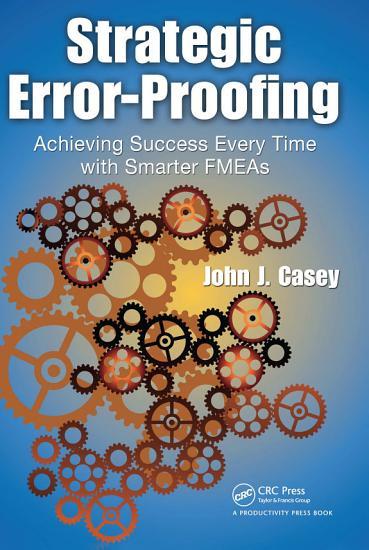 Strategic Error Proofing PDF