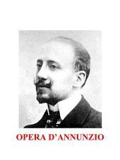 Opera D'Annunzio
