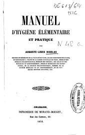 Manuel d'hygiène élémentaire et pratique