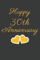 Happy 30th Anniversary