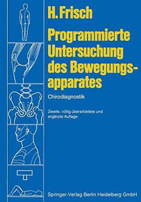 Programmierte Untersuchung des Bewegungsapparates PDF